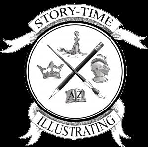 Storytime Illustrating Children's Book Illustrator